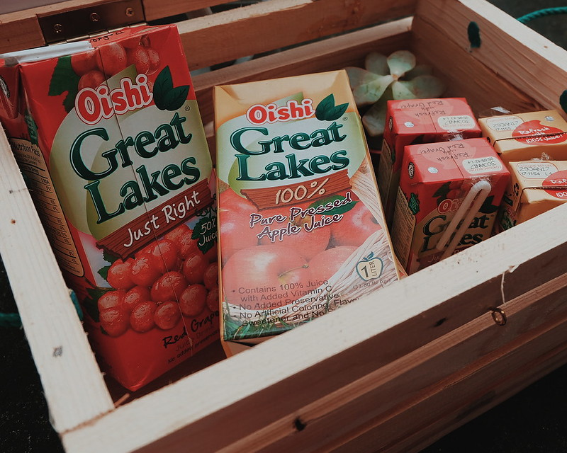 New Oishi Juice Great Lakes Flavors