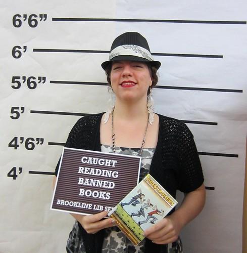 Brookline teen librarian blog