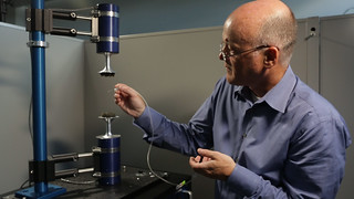 Acoustic levitation for medicine | by Argonne National Laboratory