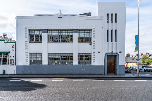 KODAK HOUSE RATHMINES DUBLIN [ART DECO BUILT 1930]-121583