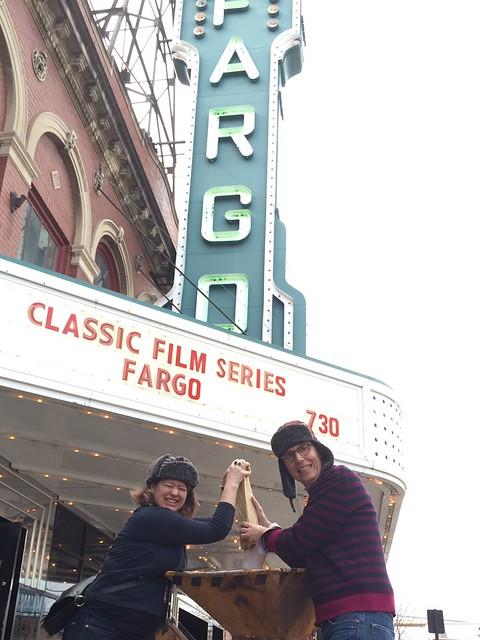 Fargo Woodchipper (Funnier)
