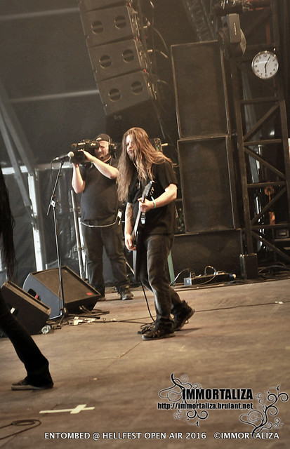 ENTOMBED AD @ HELLFEST OPEN AIR 2016 CLISSON FRANCE 29928887155_c0b749d9b4_z