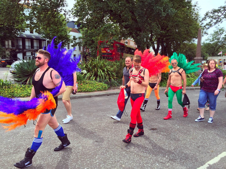Orgullo Gay de Brighton brighton - 28823303531 b065e74e40 o - Brighton, la playa de Londres