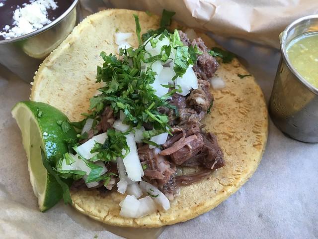 Lengua taco - Uno Dos Tacos