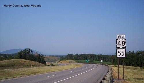 Hardy County WV