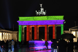 Berlin Festival of Lights 2012 | by david.bank (www.david-bank.com)