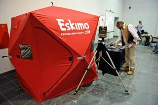 eskimo quickfish3 as a darkroom | by Borut Peterlin