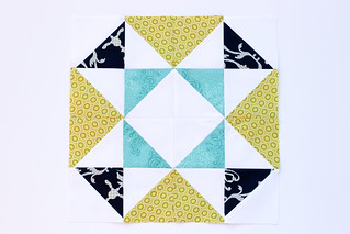HST Block of the Month - November | by Jeni Baker | In Color Order