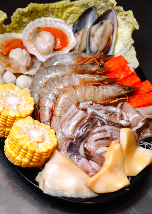Thai Steamboat Seafood Set