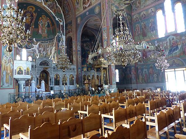église céramique
