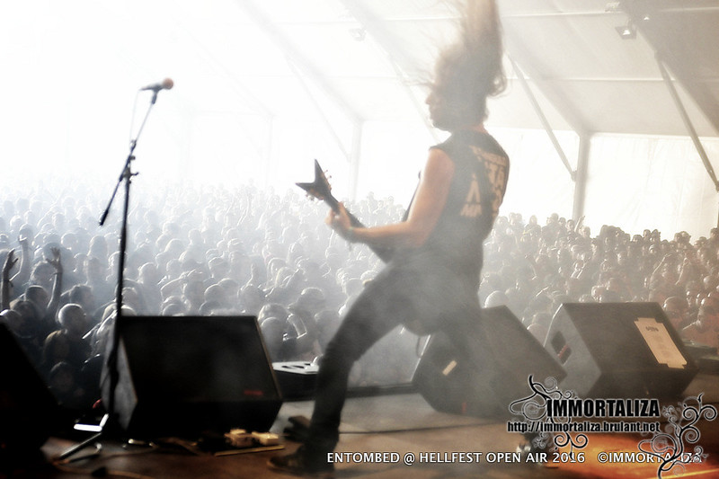 ENTOMBED AD @ HELLFEST OPEN AIR 2016 CLISSON FRANCE 29845598171_4894ffb6c0_c