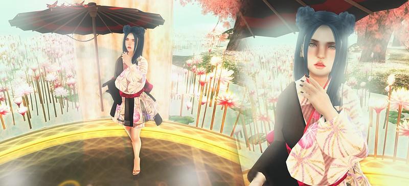 Sakura Dropped