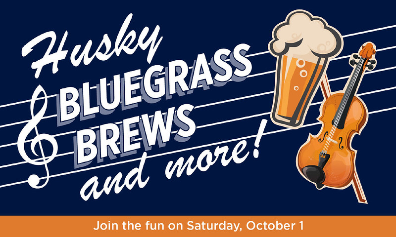 Husky Bluegrass, Blues, and more