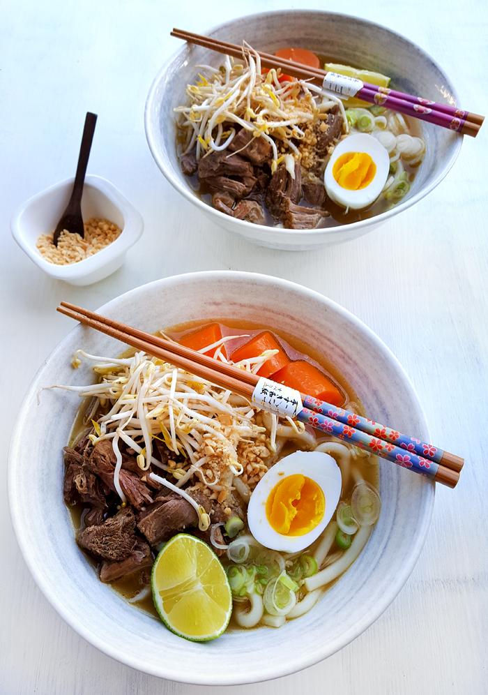 Pho bo zuppa vietnamita di manzo