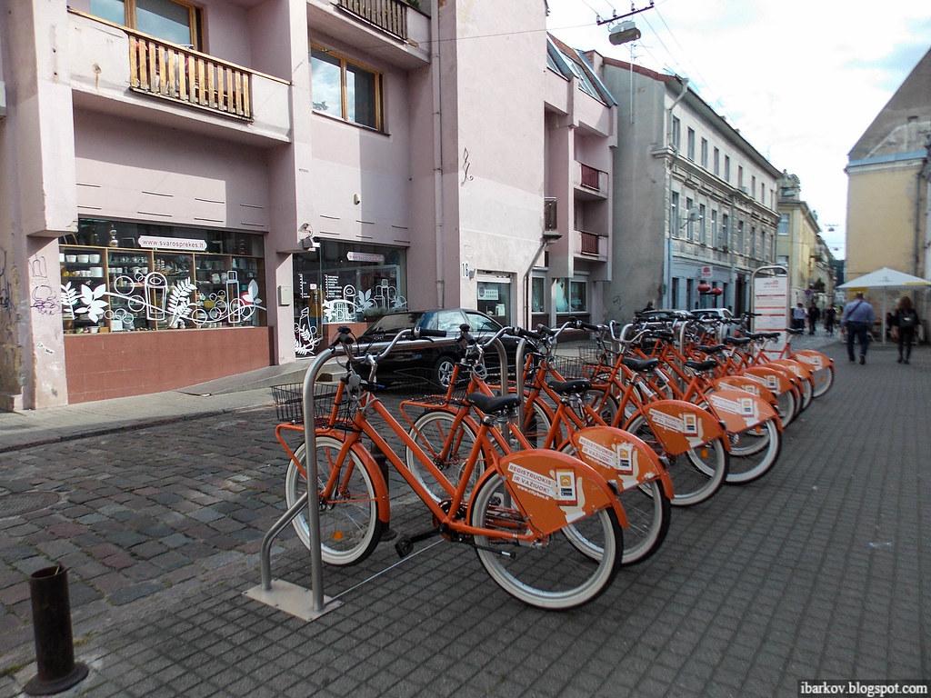 14 Велопрокат Каунас