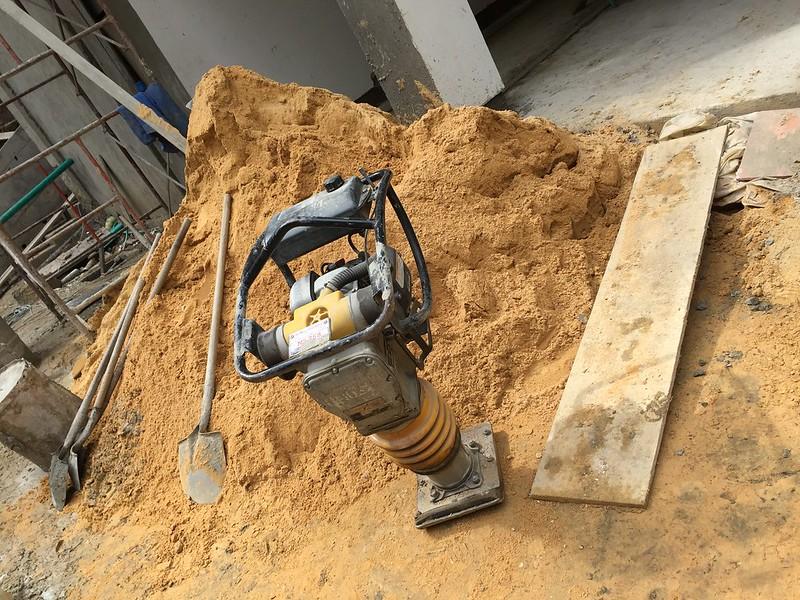 Incautan material de construcción en adecuaciones de vivienda ilegales de los Cerros Orientales
