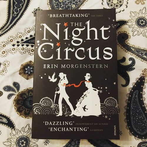 Take me away into the night... 🌛 #currentlyreading #bookstagram