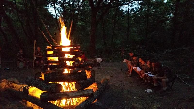 2016 - Camp d'été THR