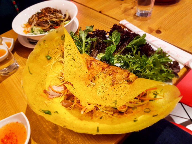 Little Saigon - Banh Xeo, vietnamese crispy pancake filled with pork belly slices and tiger prawns- The World in My Pocket.jpg