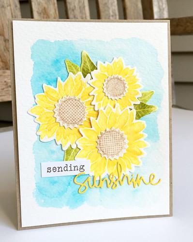Jennifer Kinney_SAF2016_Masterpiece Insp_Sunflowers_1