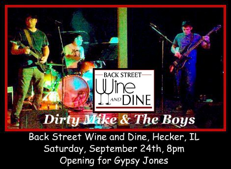 Dirty Mike & The Boys 9-24-16