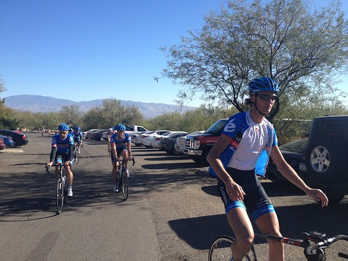 Johan Vansummeren - Training Camp 2013, Tucson | by Team Garmin-Sharp