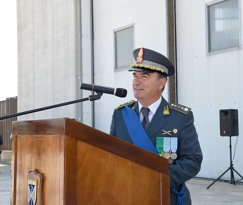 gdf cambio comandante