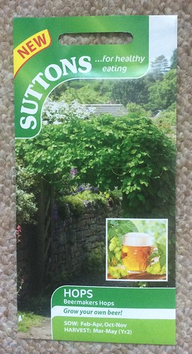 Hops to sow in October