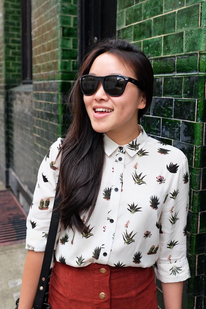 Topshop-Plant-Cactus-Blouse-Outfit-002