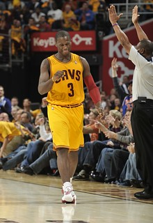 Dion Celebrates | by Cavs History
