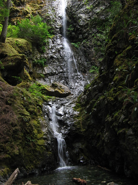 Lupin Falls, 16 Aug 2005