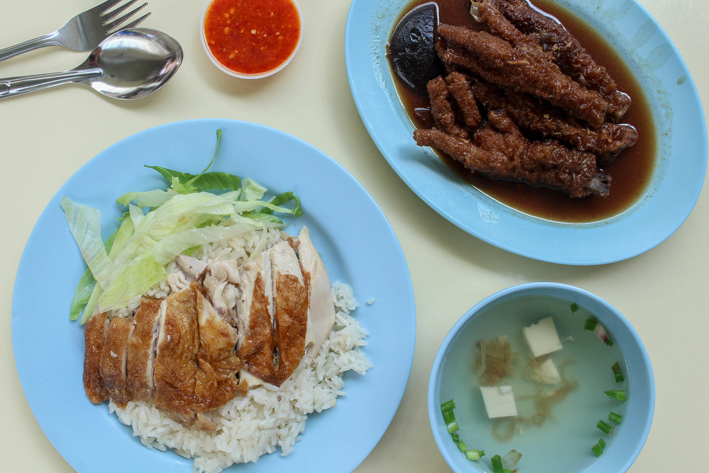 henry_chicken_rice_food_spoon