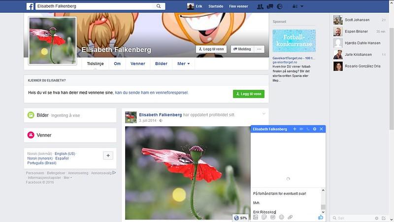 facebook falkenberg