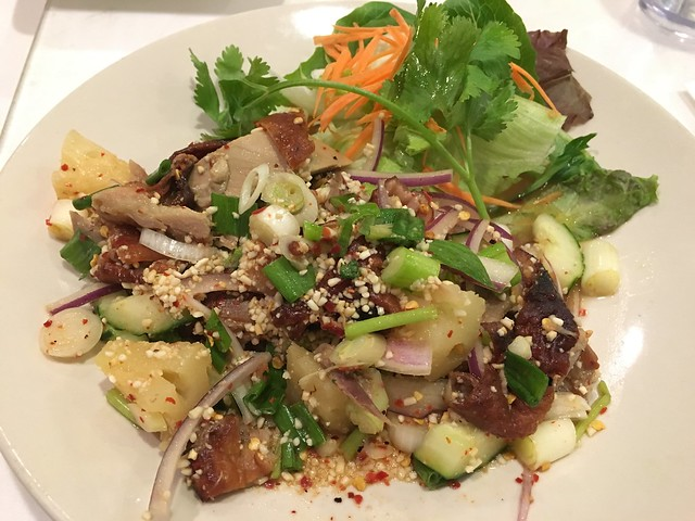 Larb ped - Banana House