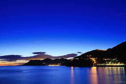 Manarola at Night