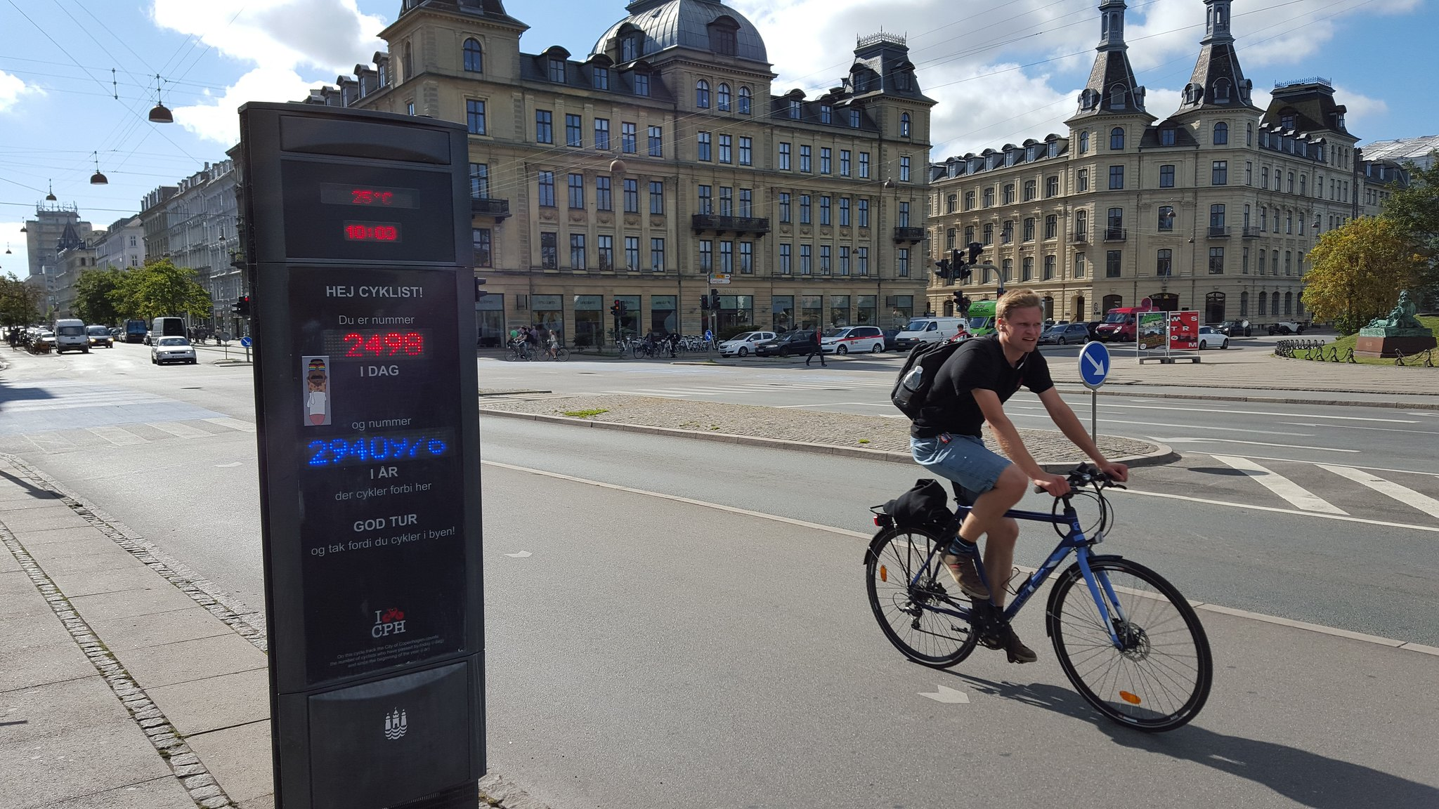 Copenhagen Bike Trackers