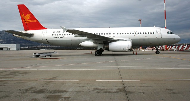 IRAN AIR TOURS 320-200 UR-CJO(cn354)