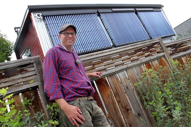 Solar energy-o-plenty