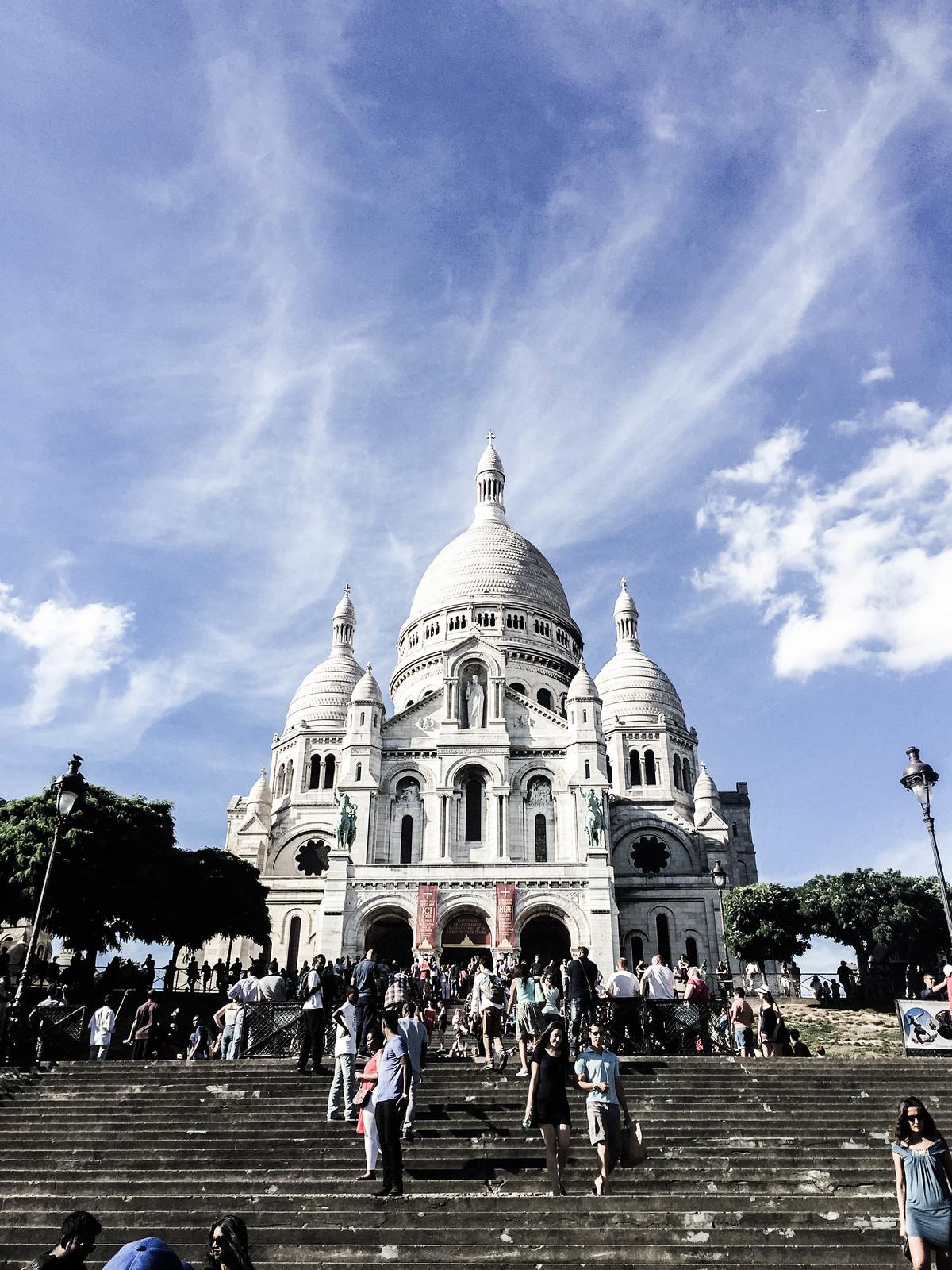 Augusti 2016 - Paris