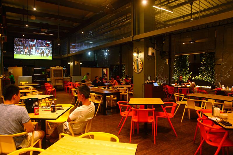 Streat Thai Restaurant Jaya One