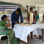 Free Eye Camp mark the birth Anniversary of Padmashree Dr Robin Banerjee