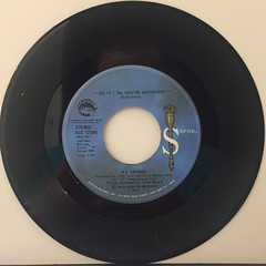 B.T. EXPRESS:DO IT('TIL YOU 'RE SATISFIED)(RECORD SIDE-A)