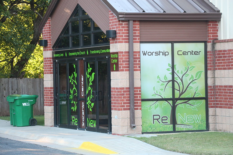 Aldersgate ReNew kickoff weekend