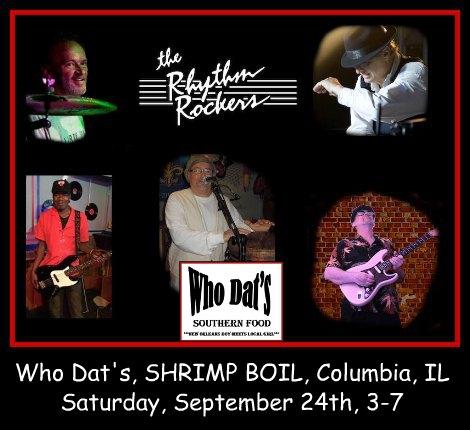 Rhythm Rockers 9-24-16