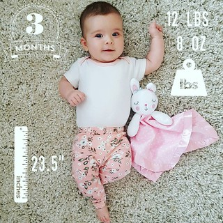 Happy 3 months to this little princess 💕