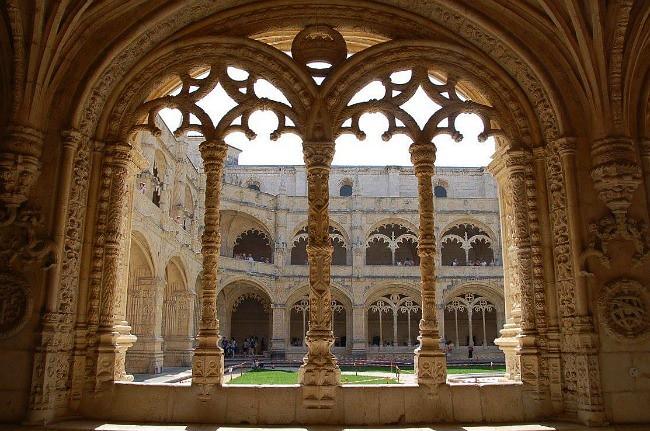 Lisbona - Belem, Monasteiro dos Joronimos (1)