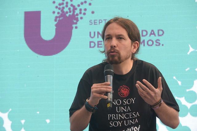 Cuarto día Universidad de Podemos