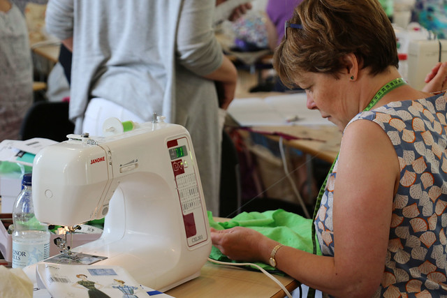 The Sewing Weekender, August 2016