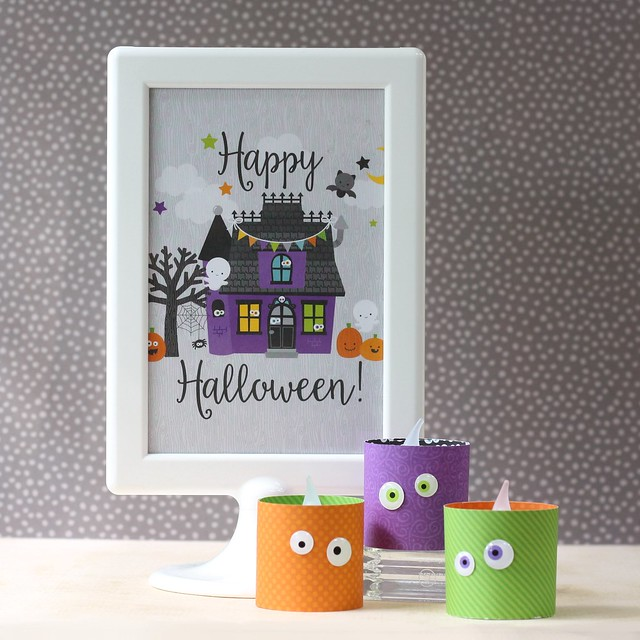 SSS-Ghostly Greetings Card Kit