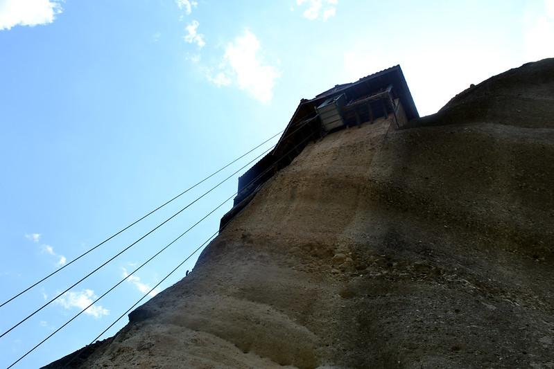 El ascensor de Agios Nicolaus